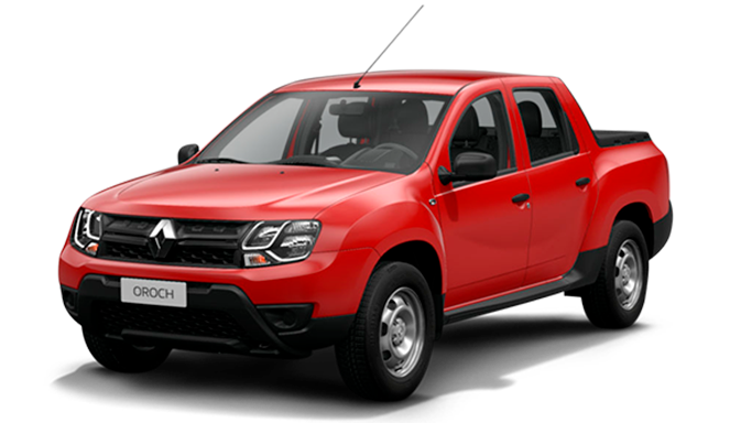 Duster Oroch Express 1.6 16V SCE 2018/2019